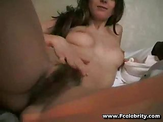 Hairy Bitch Teases