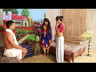 Indian hot video jism ka bhooka dhongi baba hot short movie clip