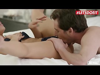 LETSDOEIT - Sexy Wife Megan Rain Cheats And Fucks Husbands BFF While Home Alone