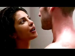 Priyanka Chopra Quantico2 Bathroom Hot Kissing? Scene