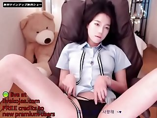 Korean bj teen hot striptease live at livekojas com