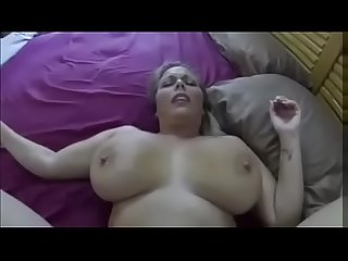 Stepmom fucked while Sleeping
