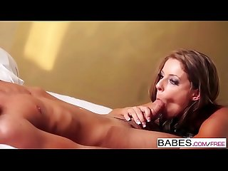 Babes night call starring logan pierce and presley hart clip