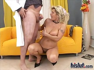 Renata demands a cock