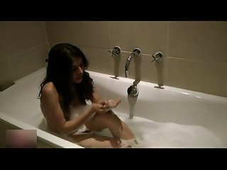 Nowwatchtvlive org indian Desi Escort in bathtub www nowwatchtvlive me