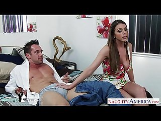 Hottie brooklyn chase gets big tits cummed at wedding