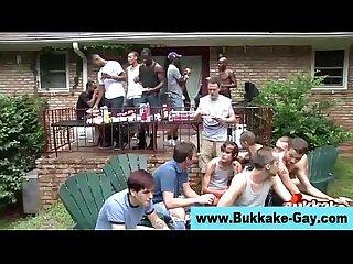 Bukkake boys 75