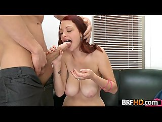 Red-Head Jessica Rabbit Gets Fucked Hard in her first porno.8