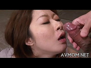 Whore mother i d like to fuck asian sucks on hard cock