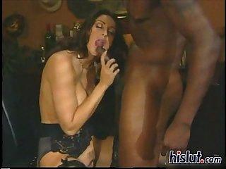 Tasha loves black cock