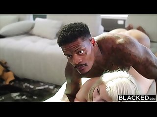 Blacked bree daniels gets dominated by a monster bbc