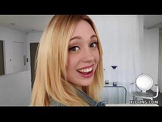 Lucy tyler on huge cock
