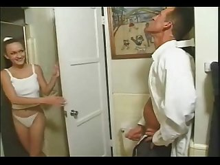 daughter seduces father for fuck