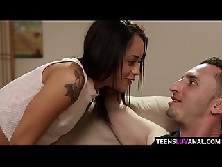 Anal for cute teen holly hendrix