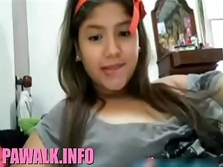 18 Years Old Chubby Pinay Fingering Herself, Delicious! - www.pawalk.info