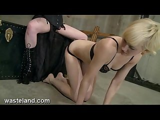 Neglected slave1wasteland bondage sex movie neglected slave pt 1