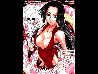 Love 2 Hurricane 2 - One Piece Extreme Erotic Manga Slideshow