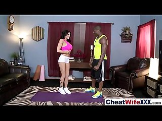 (romi rain) Hot Sexy Wife Get banged In Cheating Sex Scene mov-32