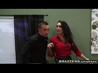 Brazzers big tits at work Jenna presley jessica jaymes office 4