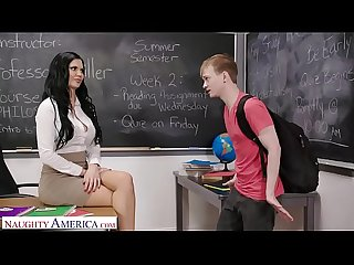 Naughty America - Miss Miller (Jasmine) gets her pussy pounded in class