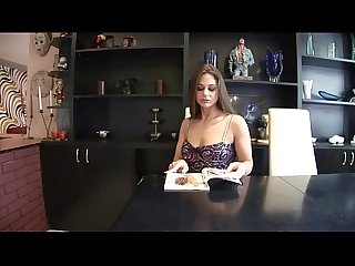 Hot maid valentina blue eats pussy while getting her pussy and ass licked from behind