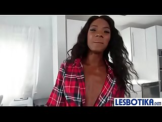 Slutty Roommate(Ana Foxx & Vera Bliss) 01 mov-18