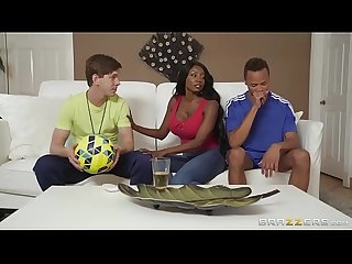 Sucked by the soccer milf full on zzerz com
