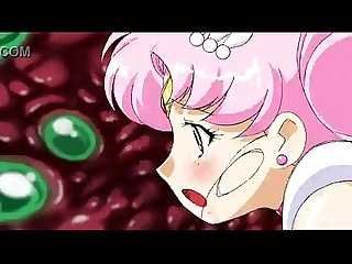 Sailor moon tentacle attack