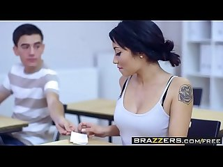 Brazzers - Big Tits at School - Big Tits In History Part 1 scene starring Rina Ellis and Danny D
