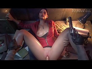 Resident Evil - Claire Redfield - HQ Compilation