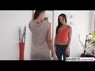 Babes step mom lessons ladies first starring nick gill and kristy black and caroline adrolino cl