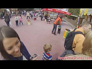 Eurobabe pov banged on spycam