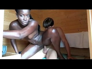 Sauna Black Girl- Free Teen HD -- amaturesexy.com