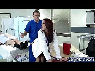 Sex Adventures With Doctor And Sluty Hot Patient (monique alexander) vid-24