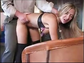 Hotwiferio blonde from loves sex and cumshot