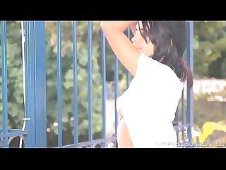 Sexy latina student vivi Spice