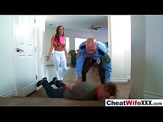 Real Slut Wife (abigail mac) Like Cheating In Hard Style Sex Tape video-01
