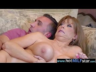 Big dick inside naughty hot sluty mature lady darla crane movie 08