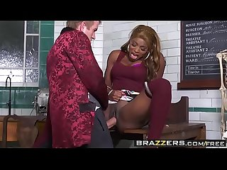 Brazzers - Shes Gonna Squirt - The Squirtarium of Doctor Danny Dickus scene starring Jasmine Webb an
