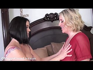 Big titty maggie loves rachel in hot girl girl