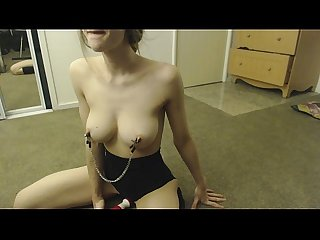 Missalice 94 boobs nipple clamps