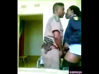 Nigerian police couple fucks in station comma porn 18 colon