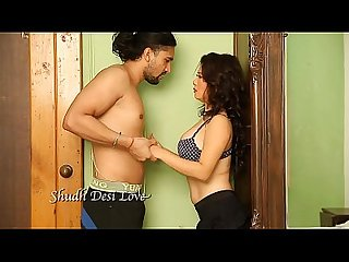 Indian delhi Bhabhi hot sex video boobs pressed