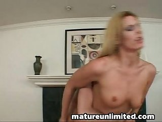 Darryl pounded in her ass
