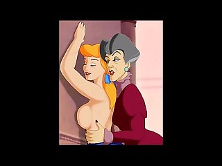 Cinderella gets fucked