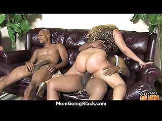 Huge Black Cock Destroys Amateur Housewife 2