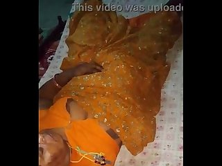 Indian hot aunty sleeping