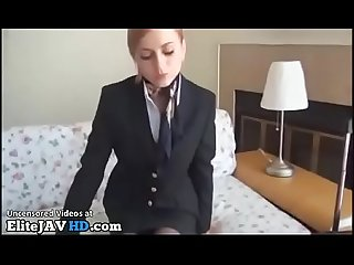 Jav hostess foot fetish in hotel more at elitejavhd com