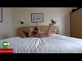 Fucking and sucking the pussy in a hotel. RAF025