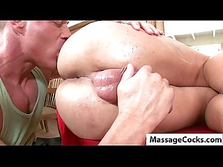 Massagecocks wet ass licki